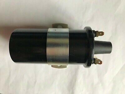 Classic Black 12v Ballast Ignition Coil