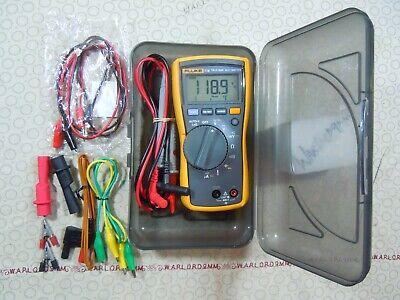 Fluke 116 Trms Multimeter Kit Free Storage Case - 15681.