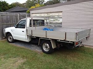 2005 Ford Courier rebuilt engine, g/box and brakes Redcliffe Redcliffe Area Preview