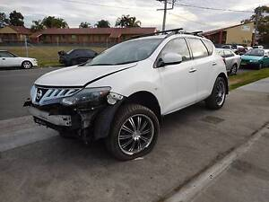 Nissan Murano 2010 Model Wrecking at General Jap Spares Cabramatta Fairfield Area Preview