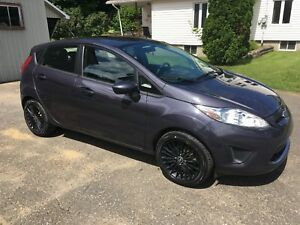 Ford Fiesta 2012 (GROUPE HIVERNAL)