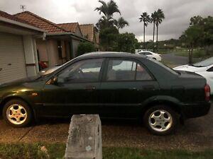 2000 Mazda 323 Protege Manual