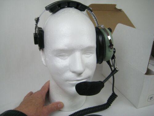 David Clark Wireless Headset H9990 Single Ear   41030G-01