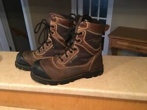 Royer Air Flow. Nonmetal Workboot
