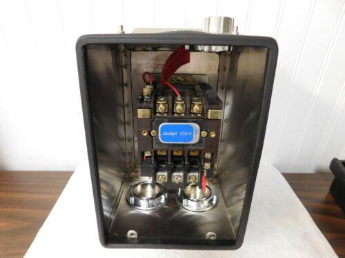 Joslyn Clark NEMA Motor Starters Amperage: 18 NEMA Size: 0 T13WA30-26