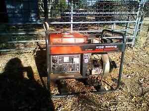 Honda diesel generator 5kva Bakers Hill Northam Area Preview