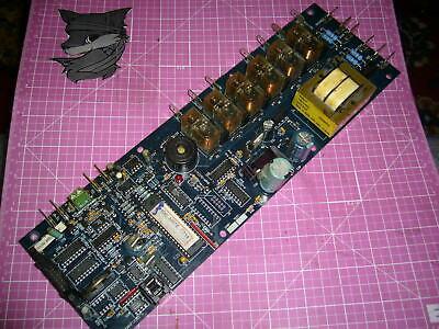 Hobart Controller Cpu 00-877881 Rev D Hr7e Chicken Rotisserie Oven