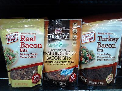 -  Oscar Mayer~ Real Bacon   bits and pieces