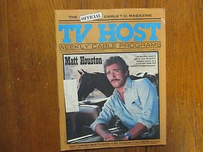 De 1982 Pa  Tv Mag Lee Horsley Matt Houston Lynn Milgrim Chaka Khan Joan Collins