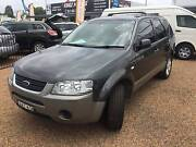 Ford Territory 2006 – SY TS Wagon RWD  6cyl 4.0L , Sport Auto 4sp Mount Druitt Blacktown Area Preview