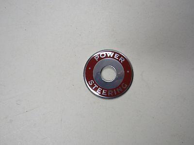 John Deere 50 60 70 Tractor Steering Wheel Plate F1744r  9210