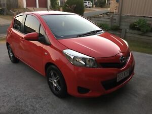 2012 Toyota Yaris YR in excellent condition