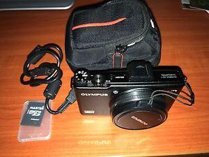 Olympus ZX-1 10 megapixel digital camera Salisbury Brisbane South West Preview