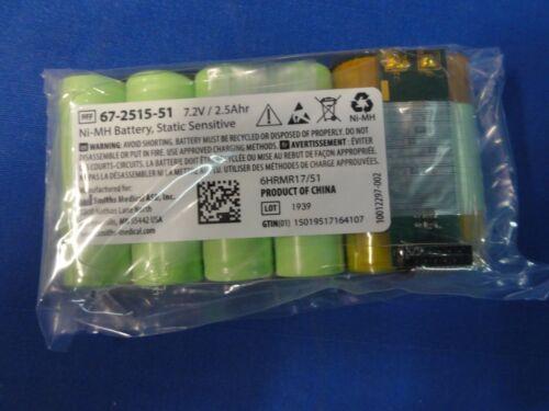 Medfusion Medex 3500 Syringe IV Pump OEM Battery 67-2515-51