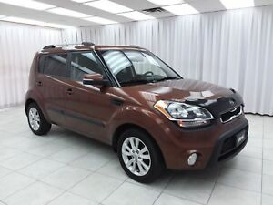 2012 Kia Soul 2u 6SPD 5DR HATCH w/ BLUETOOTH, HEATED SEATS, A/C