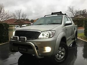 2008 Toyota Hilux Ute Nicholls Gungahlin Area Preview