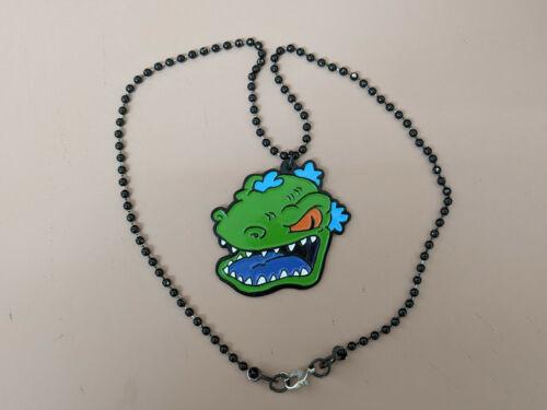 Rugrats Reptar Metal Necklace 2010