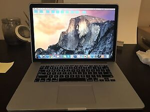 15 in MacBook Pro late 2013 fully loaded