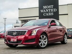 2014 Cadillac ATS SUNROOF | BOSE | TOUCHSCREEN | 4 NEW TIRES