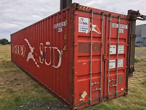 40ft shipping containers Laverton North Wyndham Area Preview