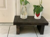 Plant stand/step stool