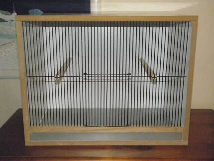 canary finch budgies cage 51cmx39cm cage front mouse profe wire Hinchinbrook Liverpool Area Preview