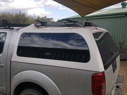 Navara d40 dual cab snugtop canopy & Nissan Navara d40 canopy   Other Parts u0026 Accessories   Gumtree ...