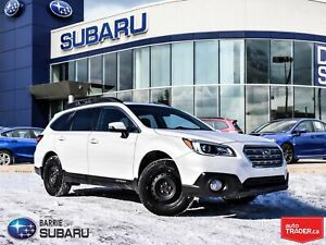2017 Subaru Outback 3.6R Touring at