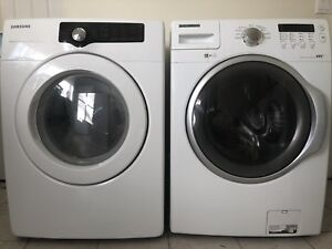 3 year SAMSUNG WASHER DRYER can DELIVER