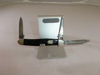 Shapleigh Hdwe.Co. St. Louis MO. Three Blade Pocket Knife (M-3)