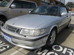 1997 Saab 9-3 turbo Convertible Booragoon Melville Area Preview