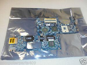 NEW  GENUINE  Dell Studio XPS 16 1640 Intel Motherboard P743D DA0RM2MBAH0
