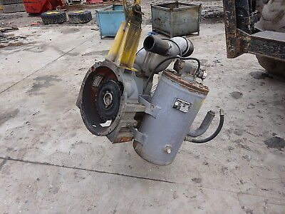Atlas Copco 185 Cfm Air Compressor Pump Airend End Deutz