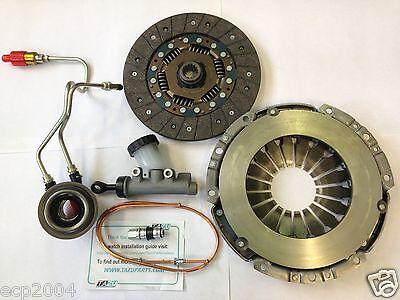CLUTCH KIT ROVER 75 MG ZT 4 PIECE RHD 2.0 KV6 PETROL MODELS ONLY + TAZU MASTER