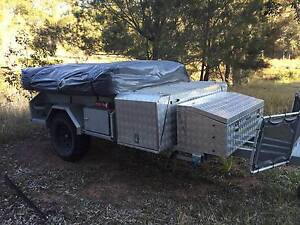 Offroad camper trailer WANT GONE THIS WEEKEND. Alexandra Hills Redland Area Preview