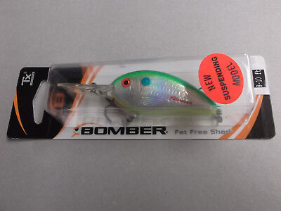 Bomber Excalibur Suspend Fat Free Shad,Fingerling,BSD5F,Citrus Shad for sale  Shipping to Nigeria
