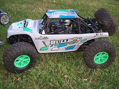 Reely Bulldog Brushless 1:10 RC Modellauto Elektro Buggy