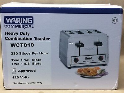 Waring Commercial Toaster Wct810
