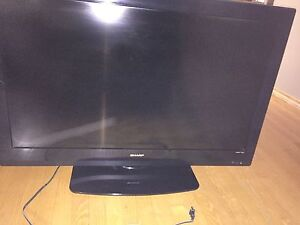 """42"""" lcd sharp tv with controller"""
