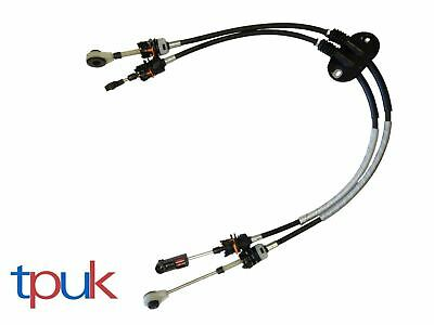 BRAND NEW FORD TRANSIT CONNECT GEAR CHANGE CABLES SELECTOR 1.8  2002 - 2013
