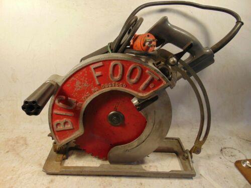 "Skilsaw 10-1/4"" BIGFOOT Worm Drive Circular Saw"