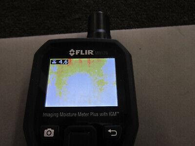 Flir Mr176 Thermal Imaging Moisture Meter Plus With Igm