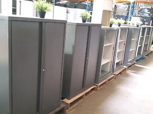 Office furniture chairs filing storage cabinets tables desks rack Lansvale Liverpool Area Preview