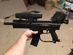 Tippmann X7 package for sale! Great gift idea!