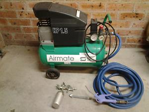 Air compressor 240 volts Kiama Kiama Area Preview
