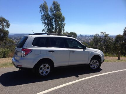 2011 Subaru Forester Wagon Carindale Brisbane South East Preview