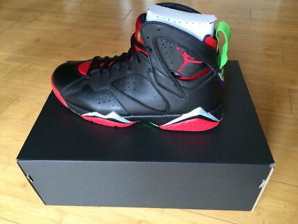 Air Jordan 7 'Marvin the Martian' sz11 Blackburn Whitehorse Area Preview