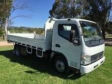 Mitsubishi FUSO canter tipper ex council 4495kg or 5600kg Mudgee Mudgee Area Preview