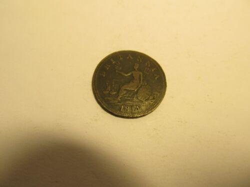 Broke token 1814 Canada Nova Scotia Halifax Britannia Breton