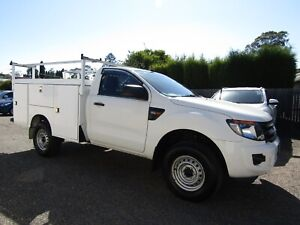 2015 Ford Ranger XL 3.2 (4x4) Bowral Bowral Area Preview